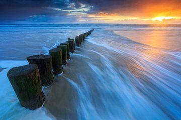 Aan de kust von Ronald Kamphuis