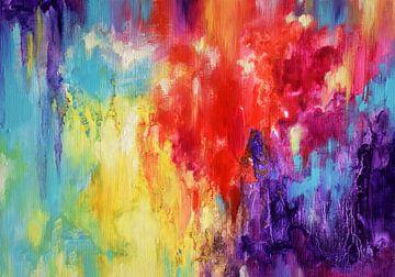 Rainbow Rain 3 sur Maria Kitano