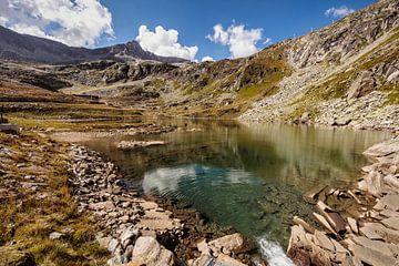 Mölltaler Gletscher meer van Rob Boon