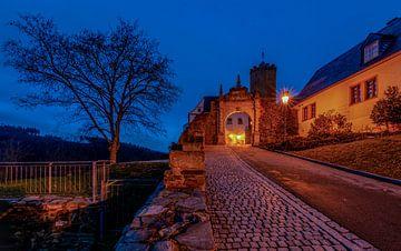 Burg Scharfenstein von Johnny Flash