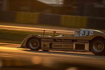 Racing at Sunrise van Senten-Images Carlo Senten