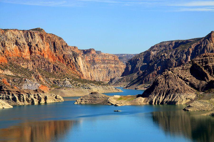 Canyon del Atuel