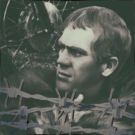 Steve McQueen - On the Run van Christine Nöhmeier