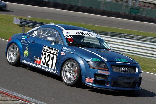Audi TT van
