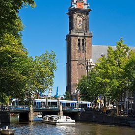 Westerkerk Amsterdam von Anton de Zeeuw