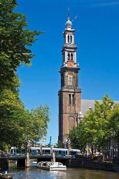 Westerkerk Amsterdam van Anton de Zeeuw
