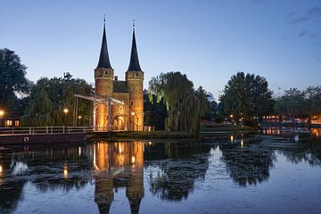 Oostpoort Delft von EdsCaptures fotografie