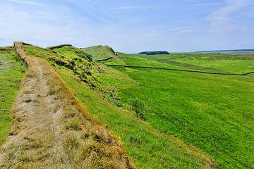 Hadrian's Wall van Gisela Scheffbuch