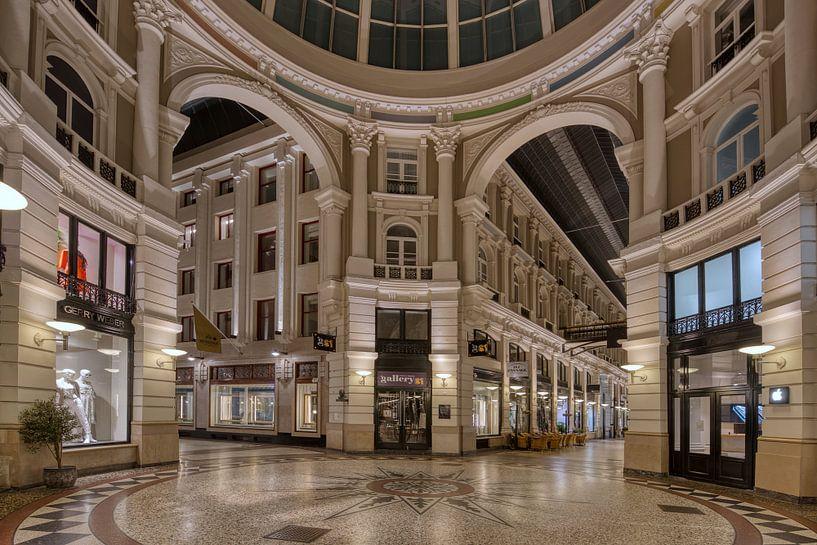 Durchgang bei Nacht von Robert Jan Smit