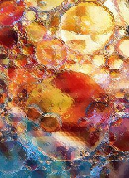 Bright Bubbles van Jacky Gerritsen