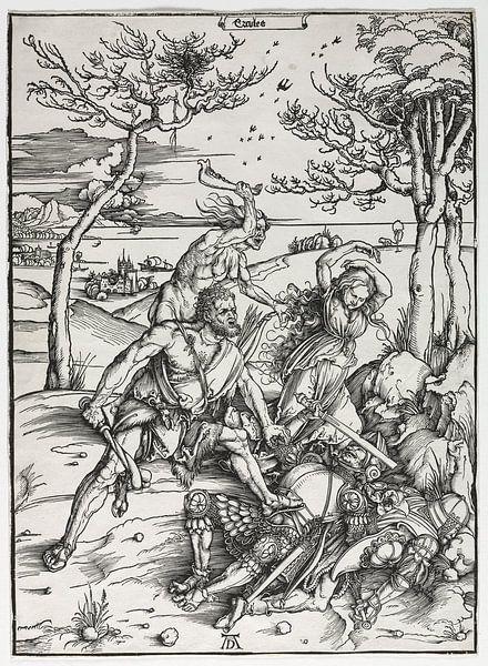 Herkules, Albrecht Dürer von De Canon