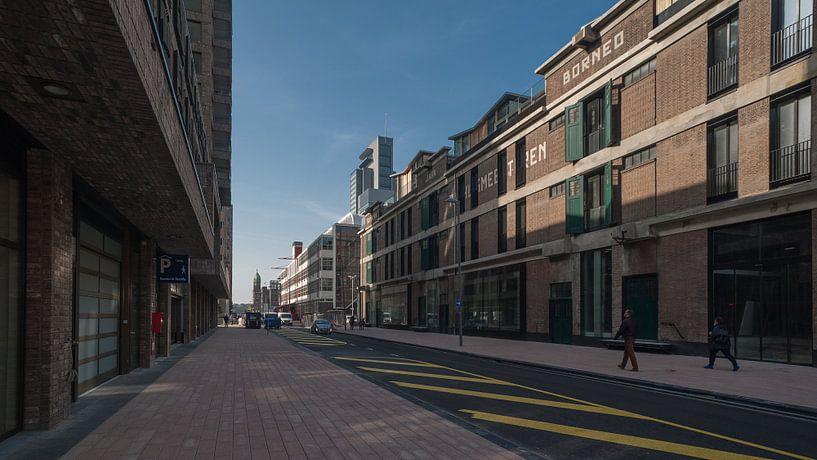 Otto Reuchlinweg,Rotterdam. van Daan Overkleeft