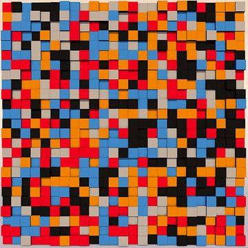 Cubes von Henk Nijman