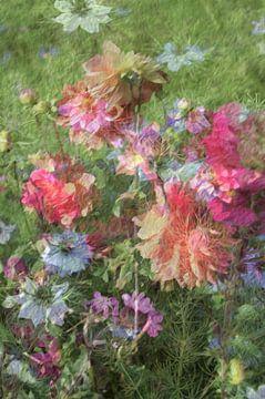 Sommerblumen von Diana Mets