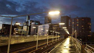 Metro Rijnhaven van Patrick Karg