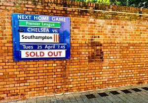 CHELSEA VS Southampton sur Kevin Kanbier