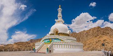 Santi Stupa van Walter G. Allgöwer