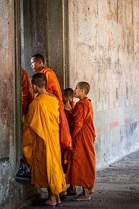 Nieuwsgierige monniken