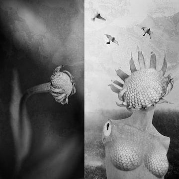 Strahlende Schaufensterpuppe von Monique Holterman