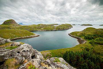 Îles de Norvège sur Ellis Peeters