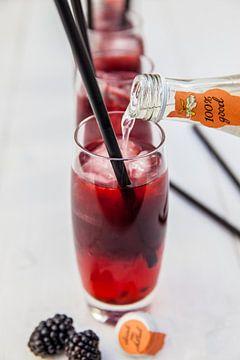 Rum-bramencocktail  van Nina van der Kleij