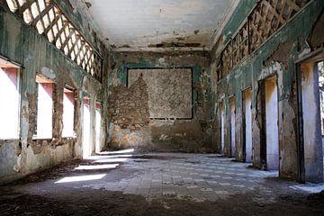 zaal van Marian van Miltenburg