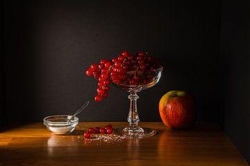 Aalbessen en een appel van René Ouderling