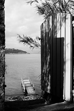 Das Litoral zu den Parks von Saint-Tropez von Tom Vandenhende