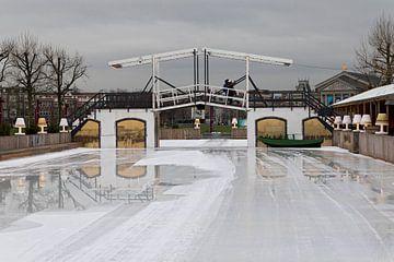 Ice Amsterdam van