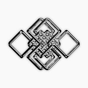 Metallornament
