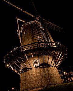 Een molen in het centrum van Doetinchem van Jeroen Beemsterboer