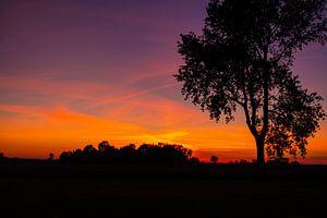 Sonnenuntergang bei Ten Post von FotoGraaG Hanneke