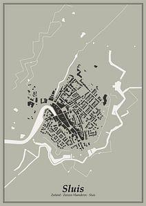 Vestingstad - Sluis van Dennis Morshuis