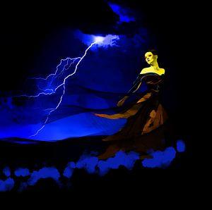 Thunder Woman van ellenilli .