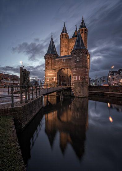 Amsterdamse poort, Haarlem van Reinier Snijders