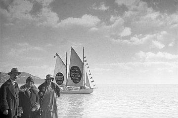Mediterrane jaren '20 van Timeview Vintage Images