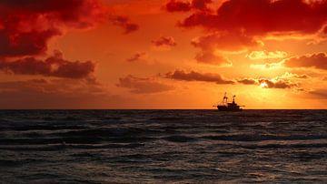 Vissersboot van BVpix