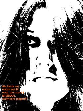 Dolende Dertigers: Minimaal Zelfmoord Plegen! van MoArt (Maurice Heuts)