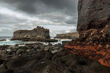 De ruige kust van La Palma von Gerry van Roosmalen