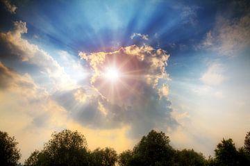 Goddelijk licht von Dennis van de Water