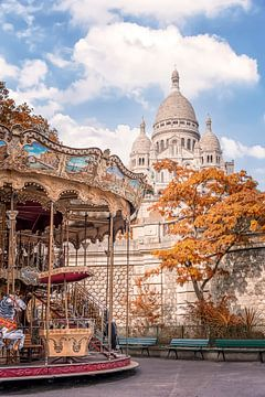 Montmartre von Manjik Pictures