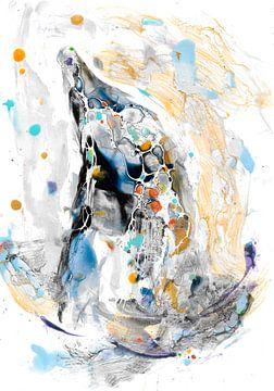 Delfin von Christa Kerbusch