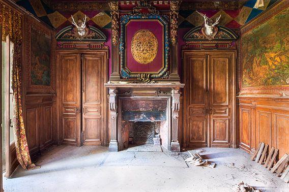 Kamer in Herstel. van Roman Robroek