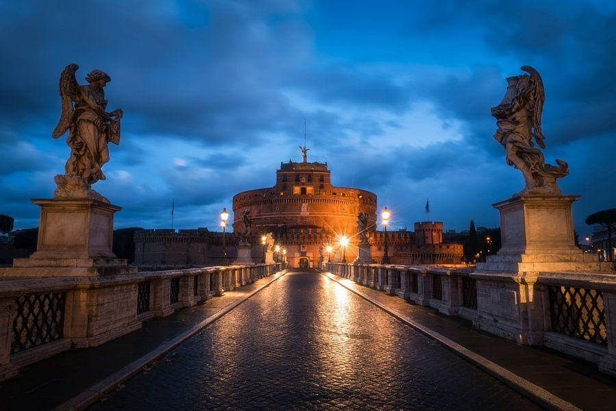 City of Angels - Rome van Vincent Fennis