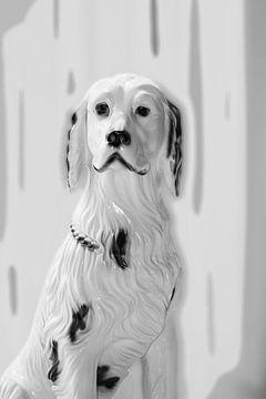 Hond in Zwart en Wit von e-STER design