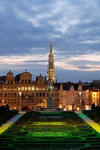 Brussel van Heiko Lehmann