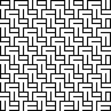 Permutation | ID=09 | V=41-01-1 | 1:1 | 12x12 von Gerhard Haberern