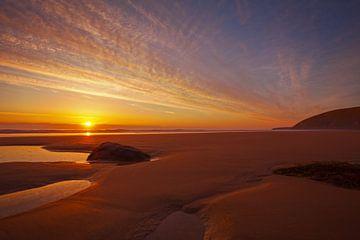 mawgan porth beach von Silvio Schoisswohl