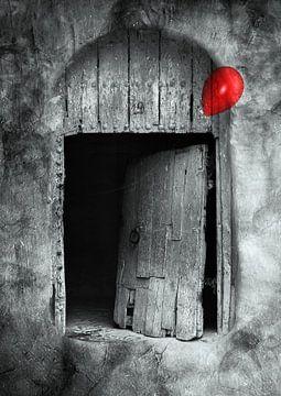 Der rote Ballon von Jacky Gerritsen
