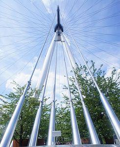 London Eye 2 van Angelique van 't Riet